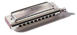 Hohner Slide Chromatic Harmonica