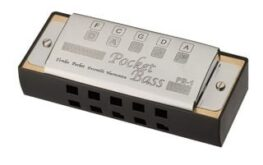 Tombo Pocket Bass Harmonicas