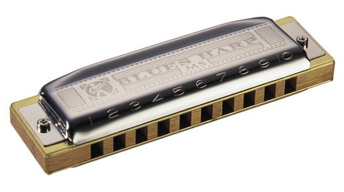 Hohner Blues Harp MS Harmonica