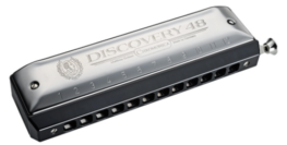 Hohner Discovery 48 Harmonica