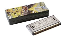 Hohner Echo 64 Double Sided Tremolo Harmonica
