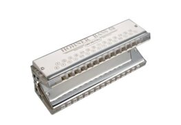 Hohner Double Bass 58 Orchestral Harmonica