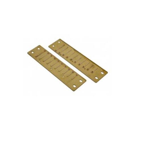Hohner Marine Band Crossover Reed Plates