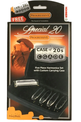 Hohner Special 20 5 Pack - G, A, C, D and E